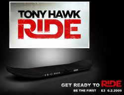 Tony Hawk Ride - promo