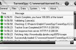 torrent-log