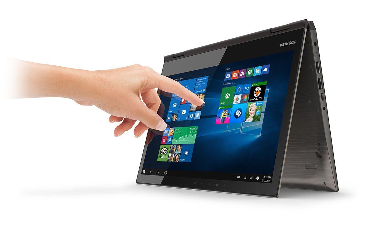 Toshiba s'est officiellement retiré du marché du PC portable