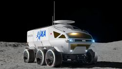 Toyota véhicule lunaire pressurisé