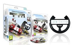TrackMania Wii - bundle