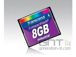 Transcend compactflash 8 go small
