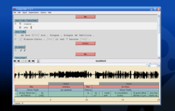 Transcriber screen2