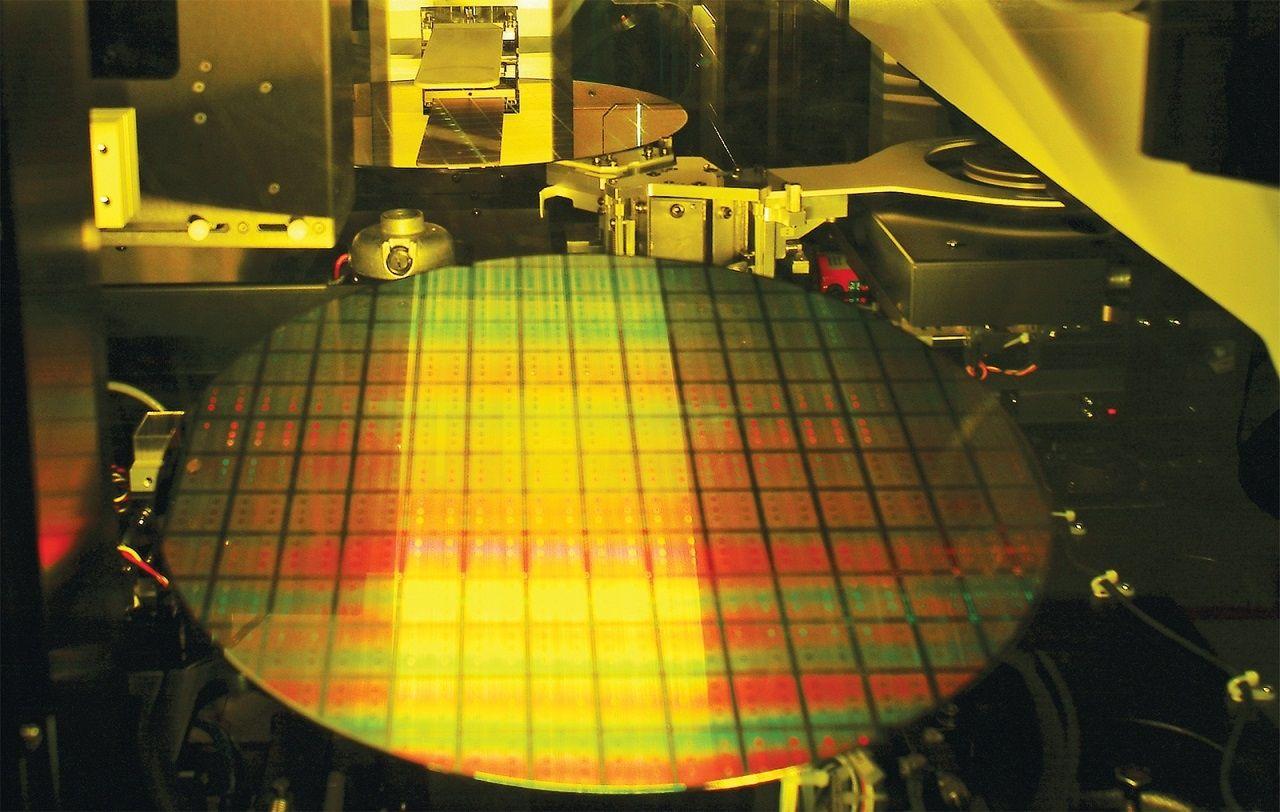 TSMC gravure