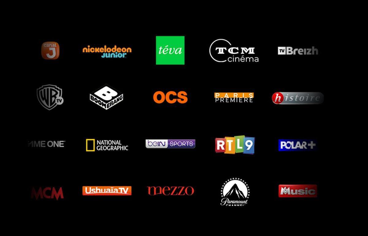 TV d'Orange : 83 chaînes payantes en clair pendant six jours