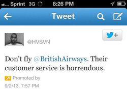 Tweet-sponsorise-british-airways