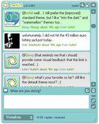 Twhirl : consulter plusieurs comptes Twitter simultanément