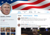 Twitter ne veut pas supprimer les messages de Trump