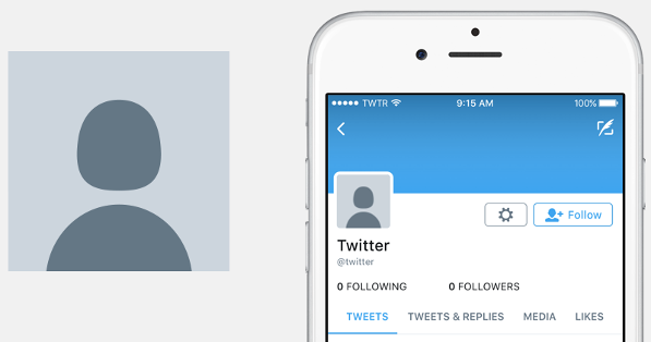 L'oeuf n'est plus — Twitter