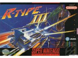 R-TYPE III : The Third Lightning - Pochette
