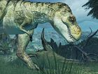 Tyrannosaurus Rex : un T-Rex comme écran de veille !