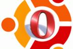 Ubuntu - Opera