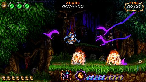 Ultimate Ghosts'N Goblins Screenshot 11