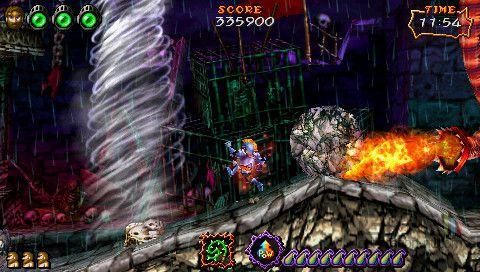 Ultimate Ghosts'N Goblins Screenshot 2