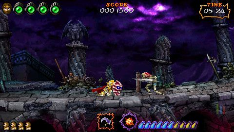 Ultimate Ghosts'N Goblins Screenshot 5