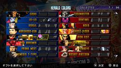 Ultimate Marvel VS Capcom 3 Vita