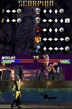 Ultimate Mortal Kombat   20