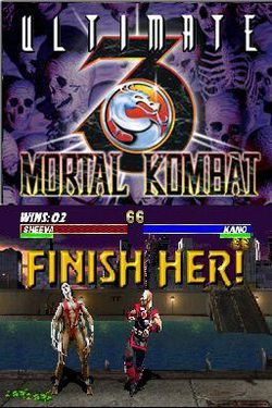 Ultimate Mortal Kombat   2