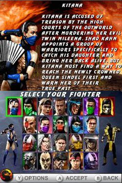 Ultimate Mortal Kombat   4