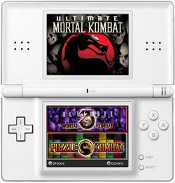 Ultimate mortal kombat ds 1
