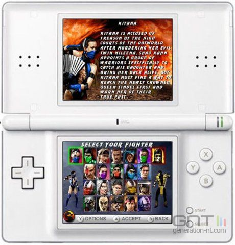Ultimate Mortal Kombat DS (5)