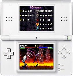 Ultimate mortal kombat ds image 5