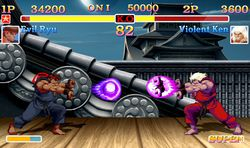 Ultra Street Fighter 2 - 1.
