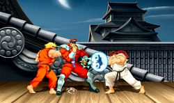 Ultra Street Fighter 2 - 2.