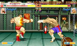 Ultra Street Fighter 2 - 4.