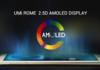UMi Rome : un smartphone phablet décent pour 90 dollars