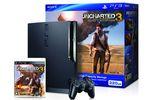 Uncharted 3 bundle PS3