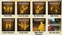 Uncharted 3 - free to play