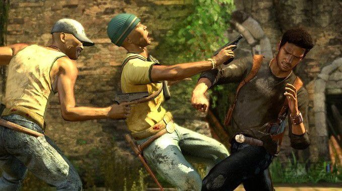 Uncharted Drake\'s Fortune - Image 8