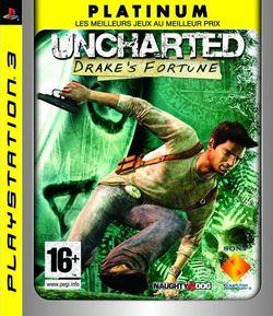 uncharted  platinum