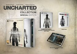 Uncharted The Nathan Drake Collection - Special Edition