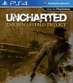 Uncharted The Remastered Trilogy