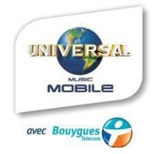 Universal Music Mobile logo