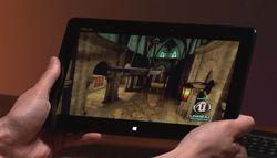 Unreal Engine 3 sous Windows 8 RT