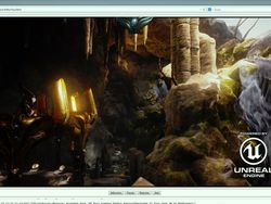 Unreal Engine 4 Firefox