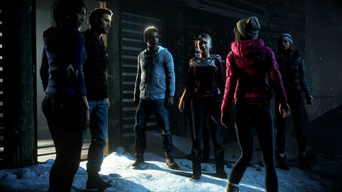 Until Dawn - 2