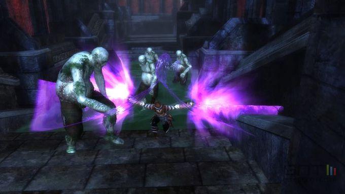 Untold Legends Le Royaume des Tenebres image  (7)