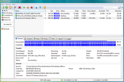 uTorrent screen2