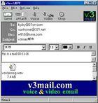 V3mail : créer des emails vocaux et visuels