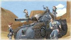 Valkyria Chronicles Remaster - 3