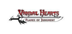 Vandal Hearts : Flames of Judgment - logo