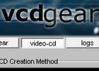 VCDGear logo