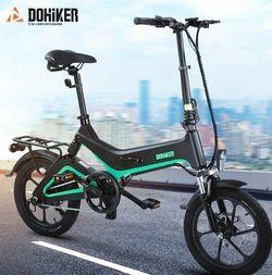 Vélo Dohiker 16 pouces