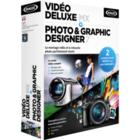 Video Deluxe MX + Photo & Graphic Designer 7 : travailler vos images et vos vidéos comme un pro