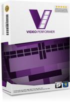 Video Performer : idéal pour convertir des vidéos