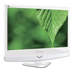 ViewSonic VX2451mhp-LED blanc